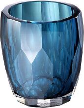 EICHHOLTZ Marquis Glasvase, Blau