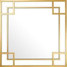 EICHHOLTZ Morris Spiegel 90x90 cm, Gold