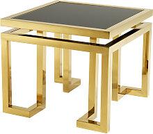 EICHHOLTZ Palmer Beistelltisch, Gold