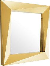 EICHHOLTZ Rivoli Spiegel 100x100 cm, Gold