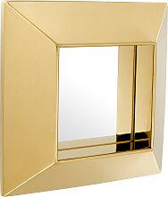 EICHHOLTZ Vinovo Spiegel 31x31 cm, Gold