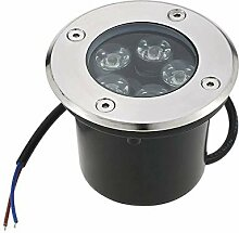 Eidyer LED-Einbaustrahler für den Außenbereich,