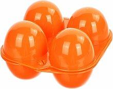 Eierbehälter Vorratsdose Aufbewahrungsbox Outdoor