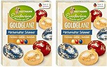 Eierfarben HEITMANN HTM Goldglanz (2, Goldglanz)