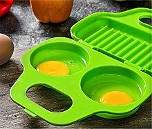Eierkocher Mikrowelle Ei Gekochte Eier Küche