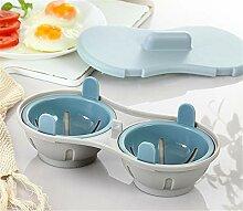 Eierkocher Mikrowelle Gedämpftes Ei Wasser Beutel
