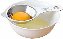 Eiertrenner, Eiweiß, Eigelb, Filtertrenner,