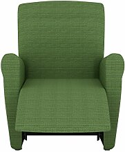 Eiffel Textile Lille Schutzhülle Sofa Sessel 55 x 195 x 2 cm grün