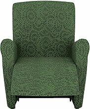 Eiffel Textile Nantes Schutzhülle Sofa Sessel 55 x 195 x 2 cm grün