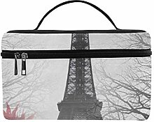 Eiffelturm Paris Herbst Bild Lunchbox Tote Bag