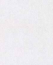 Eijffinger Rice Tapete Glitter Print white silver