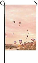 EIJODNL Dekorative Doppelseitige Luftballons