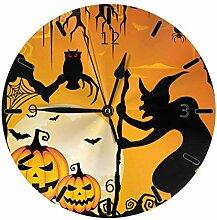 Eileen Max Halloween Eule Hexe Fledermaus Spinne