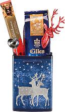 EILLES Geschenk Kaffeedose mit Grand Gourmet Kaffee