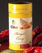 EILLES Gewürzdose Bengal Curry BIO 60 g
