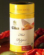 EILLES Gewürzdose Hot Pepper BIO 70 g