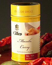 EILLES Gewürzdose Masala Curry BIO 80 g