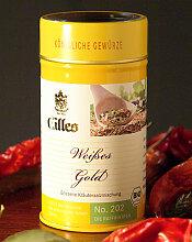 EILLES Gewürzdose Weisses Gold Kräutersalz BIO