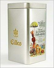 EILLES Kaffeedose Anno 1873