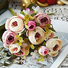 Ein 28 cm Blume Blumen Blumen Blumen