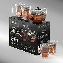 Ein einzigartiges Tee-Set für Erwachsene,