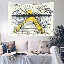 Ein Meter Sonnenbett Hintergrund Stoff Ins