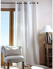 Ein Panneau de Vorhang lichtdurchlässig mit