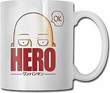 Ein Puch Mann Saitama Held OK Neuheit Keramik