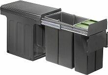 Einbau-Abfallsammler Profiline Bio-Double 30 BM -