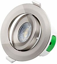 Einbau LED Spot Einbaustrahler Lampe Decke