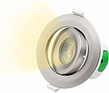 Einbau LED Spots Einbaustrahler Einbauspots Decke