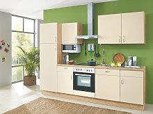 Einbauküche CARLA 179 inkl E-Geräte 280 cm von