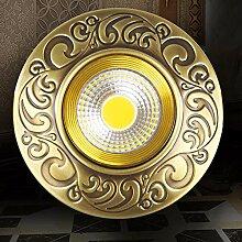Einbauleuchten LED-Einbauleuchte europäischer