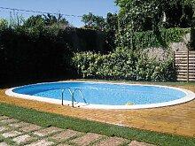 Einbaupool Schwimmbad 525x320cm