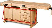 Einbauschrank für Holzkraft Hobelbank HB 2006