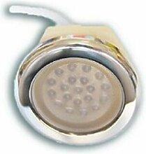 Einbaustrahler-LED, Farbtherapie, für Hamam,