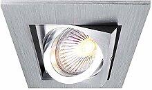 Einbaustrahler quadratisch schwenkbar LED 5W