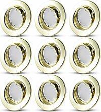 Einbaustrahler Schwenkbar DECORO (Gold) IP20