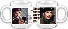 Eine Brücke zu weit, Sean Connery Kaffeebecher
