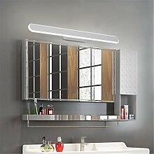 Einfach Aluminium Led Spiegelleuchte Badezimmer