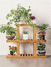 einfach Blumenständer Pflanzentreppe Blumentreppe