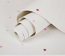 Einfach freundlich Schlafzimmer Normalpapier Tapete niedlichen Cartoon Kinder Zimmer Tapete-A