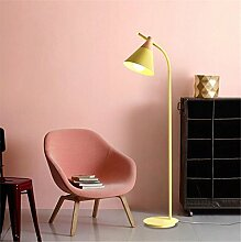 Einfach Modern Stehlampe Studie Nachttisch Lesen Vertikal Tischlampe,yellow