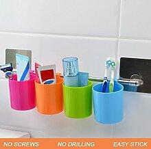 Einfach zu Befestigende 4 Tassen Mehrzweck Küchen