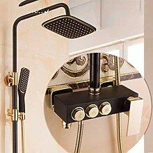 Einfach zu installieren Dusche Kalt- und