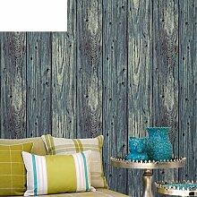 einfache alte und moderne Holz Tapete Schlafzimmer