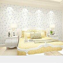 Einfache Cartoon selbstklebende Tapete PVC-Tapete Wohnzimmer Schlafzimmer Hintergrundbild (45cm) , 2