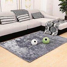 Einfache Couchtisch Schlafzimmer Nachttisch europäischen Stil Wohnzimmer Teppich A+ ( Farbe : 1 , größe : 140*200cm )
