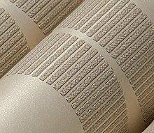 Einfache Europäische Schlafzimmertapete Geprägt 3D Vertikale Streifen Vliestapete Im Wohnzimmer Kulisse,CoffeeColor