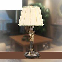Einfache European-style Tischleuchten/Europa Und Amerika,Retro,Gartenleuchten/Schlafzimmer Bett Lampe/Mode,Wärme,Weizen-lampe-A